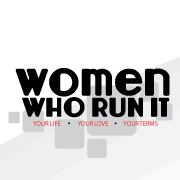 Women Who Run It Logo