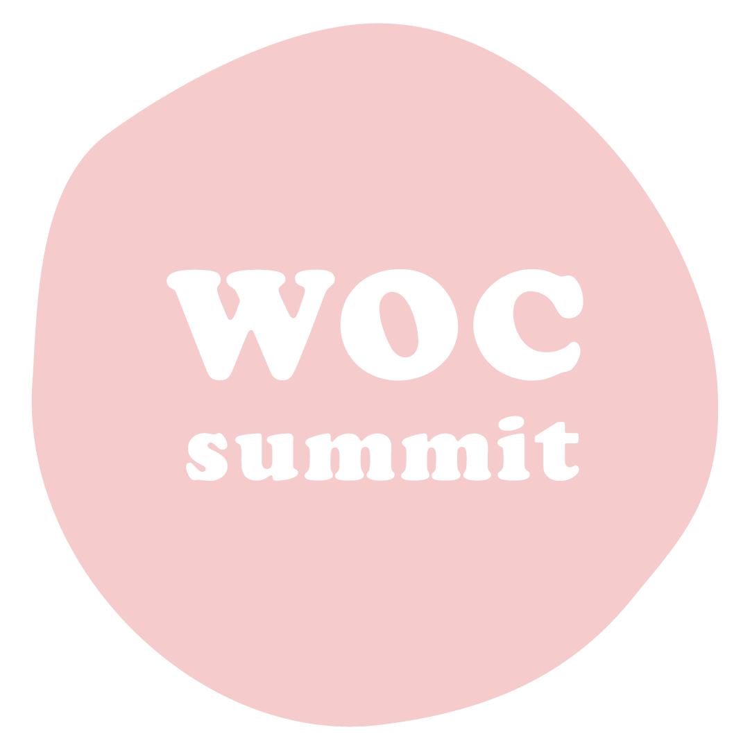 Womxn of Color Summit Logo