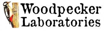 Woodpecker Laboratories, LLC Logo