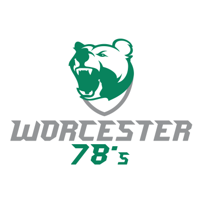 Worcester 78's Basketball Logo