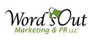 Word's Out Marketing & PR, LLC Logo
