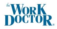 Work Doctor®, Inc. Logo