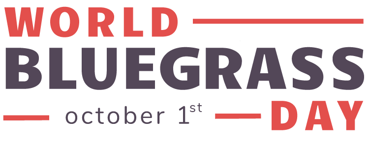 worldbluegrassday Logo
