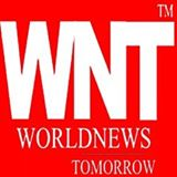 WORLD NEWS TOMORROW Logo