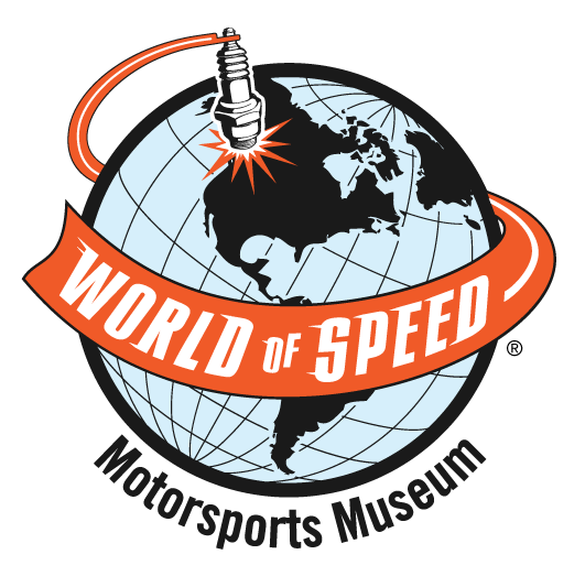 World of Speed Motorsports Museum Logo