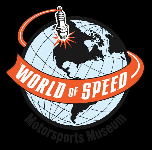 World of Speed Motorsports Museum Logo
