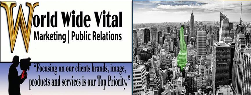 World Wide Vital Marketing & Public Relations Inc. Logo