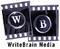 WriteBrain Media Logo