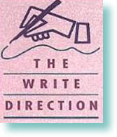 The Write Direction Logo