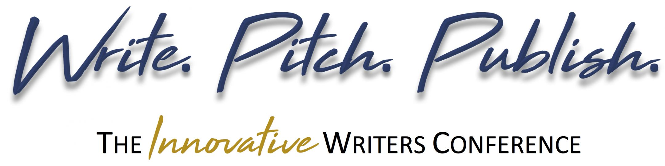 Write Pitch Publish Logo