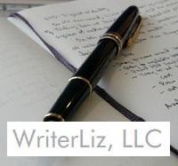 www.writerliz.com Logo