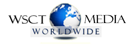 WSCT Worldwide Media Logo