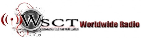 WSCT Worldwide Radio Logo