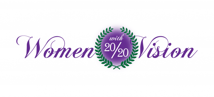 Women With 20/20 Vision Inc. Logo