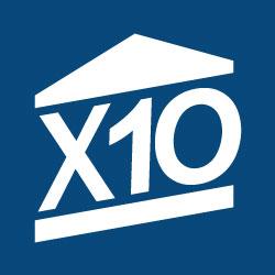 X10.com Logo
