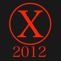 The Ⓧ2012 Project Logo