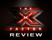 X Factor USA Review Logo
