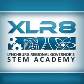 XLR8 STEM Academy Logo