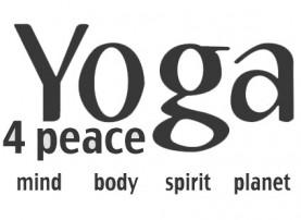 Yoga 4 Peace Logo