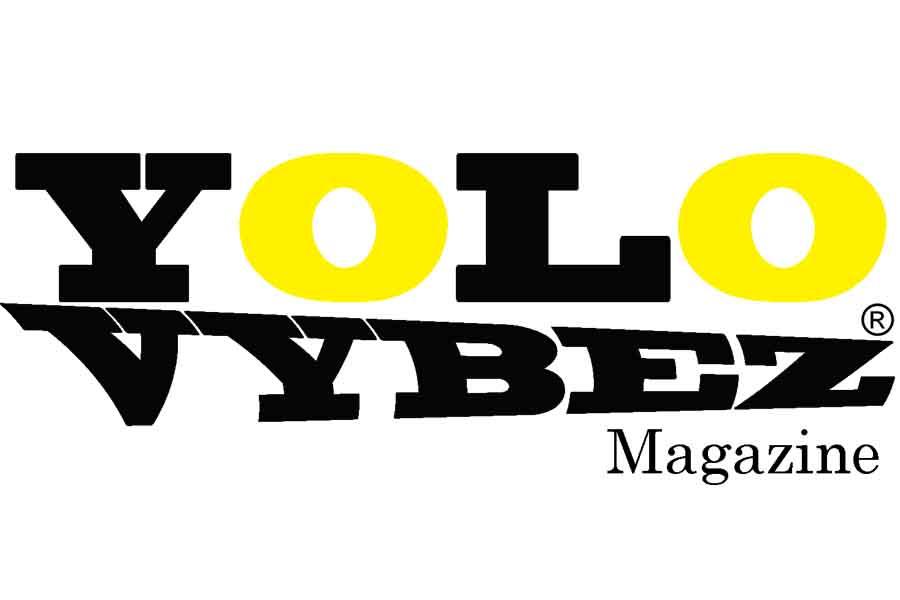 YOLO VYBEZ Magazine Logo