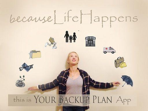 Your Backup Plan Logo