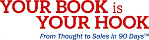 Your Book Is Your Hook! Logo
