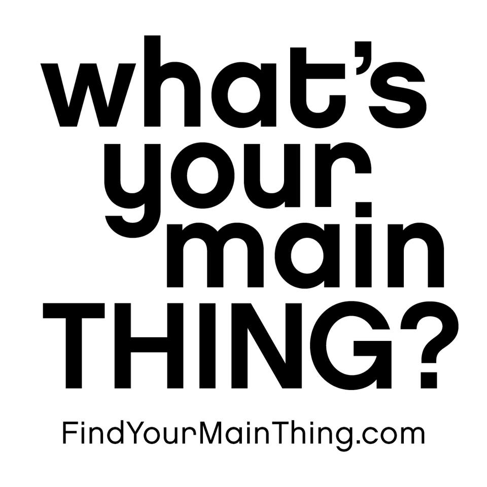 yourmainthing Logo