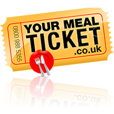 Yourmealticket.co.uk Logo