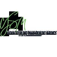 The Yasha Sterling Management Agency Logo