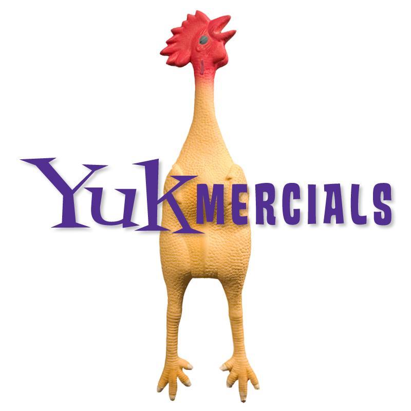 Yukmercials Logo