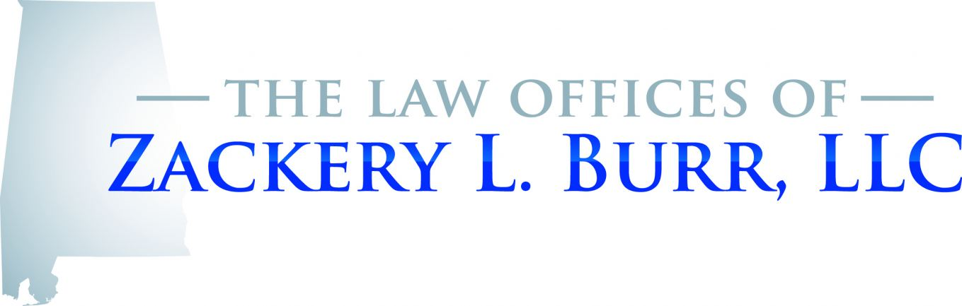 The Law Offices of Zackery L. Burr, LLC Logo
