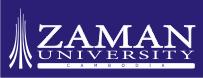 zamanuniversity Logo