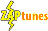 ZapTunes Logo