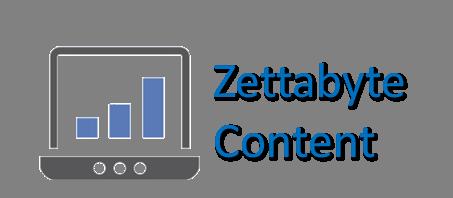 Zettabyte Content Logo