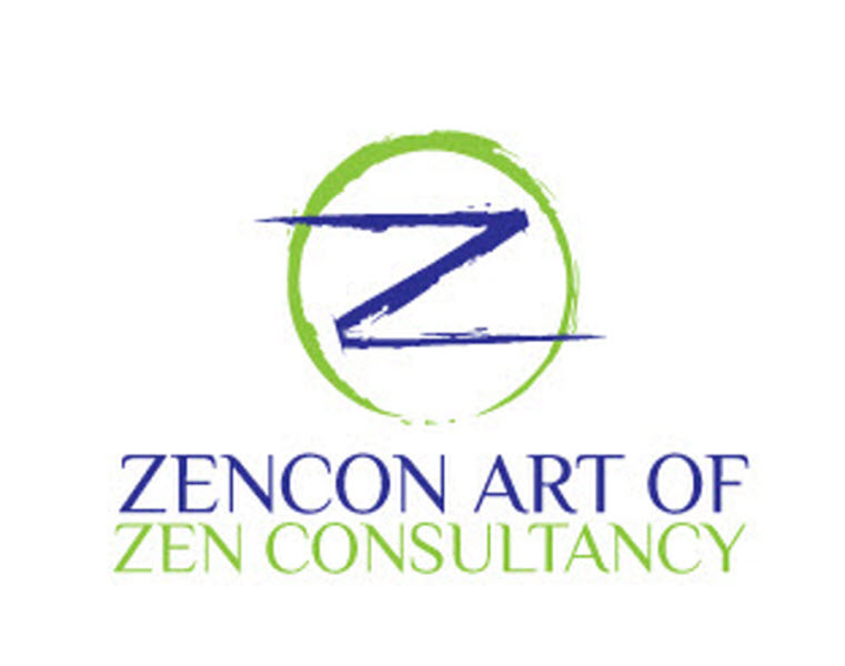 ZenCon An Art of Zen Consultancy Logo