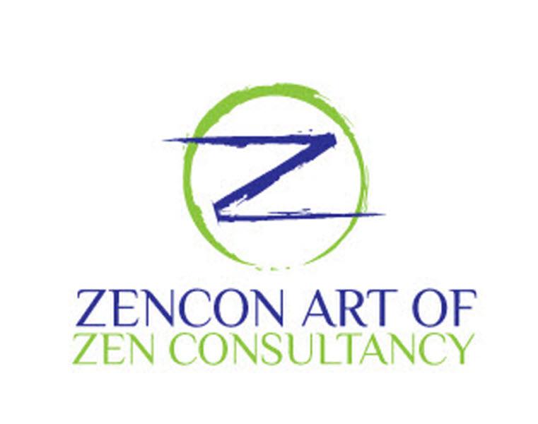 ZenCon An Art of Zen Consultancy Logo