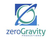 zeroGravity Logo