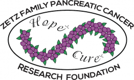 Zetz Family Pancreatic Cancer Research Foundation Logo