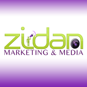 Zidan Marketing & Media Inc Logo