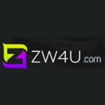 zw4u HD Wallpaper Logo
